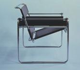 B3 Chair, 1925  Marcel Breuer
