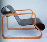 Paimio Lounge Chair, Designer  Alvar Aalto