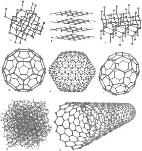carbon allotropes