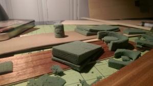 model foam 2