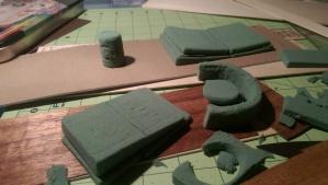 model foam